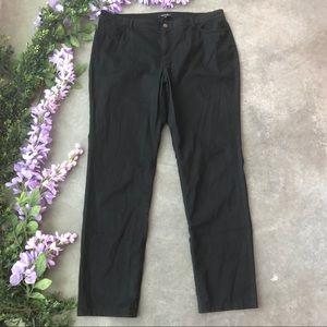 La Fayette 148 New york Black Pants Size 16 Plus